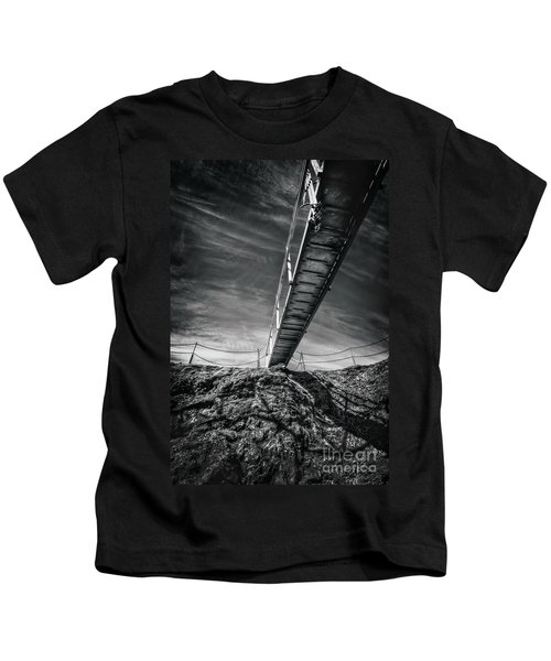 Journey To The Centre Of The Earth Kids T-Shirt