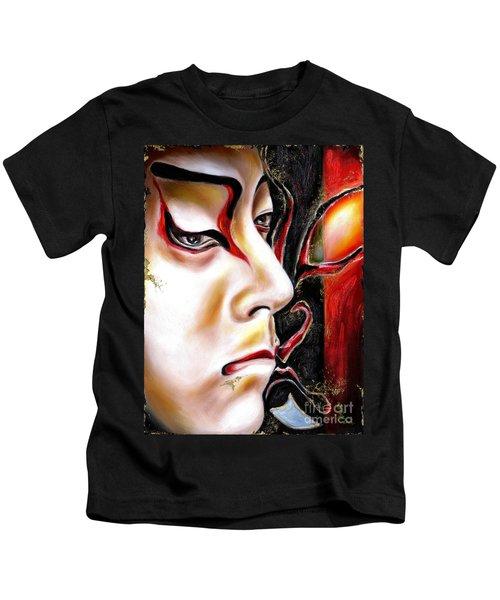 Kabuki Three Kids T-Shirt