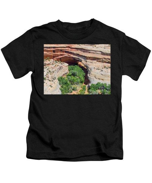 Kachina Bridge Kids T-Shirt