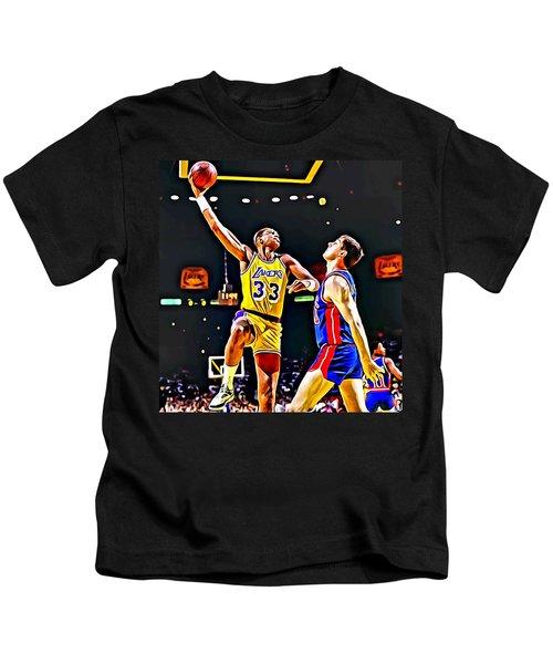Kareem Abdul Jabbar Kids T-Shirt