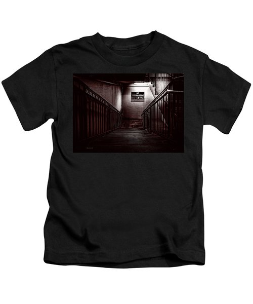 Keep Out Danger Of Drowning Kids T-Shirt