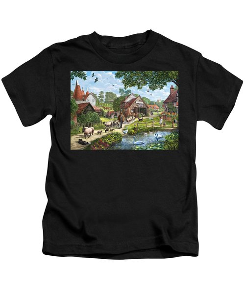 Kentish Farmer Kids T-Shirt
