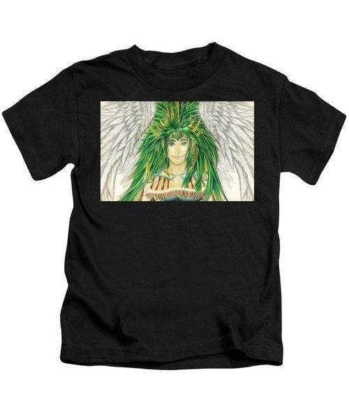 King Crai'riain Portrait Kids T-Shirt