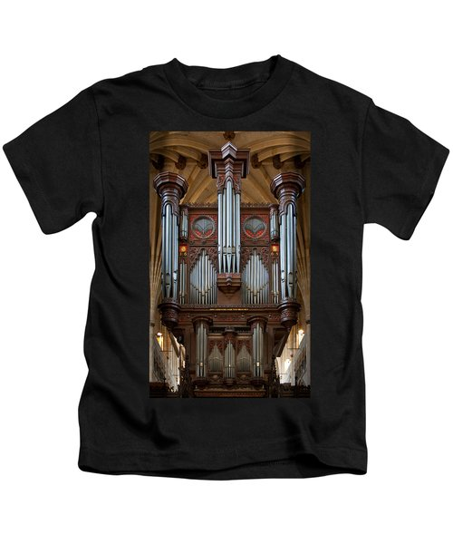 King Of Instruments Kids T-Shirt