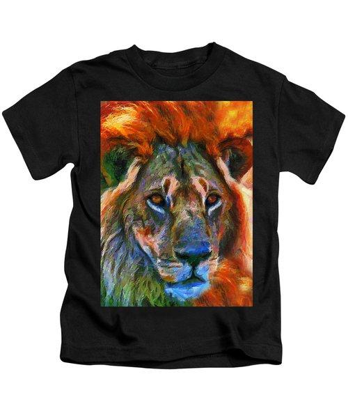King Of The Wilderness Kids T-Shirt