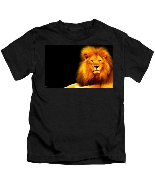 King's Portrait Kids T-Shirt