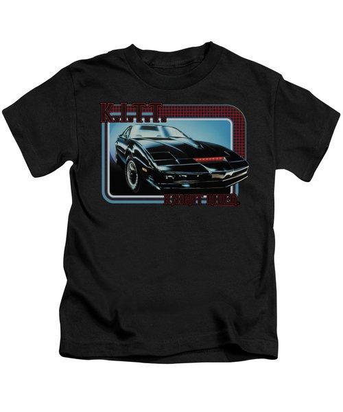Knight Rider - Kitt Kids T-Shirt