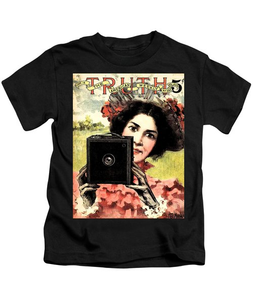 Kodak Brownie Kids T-Shirts   Fine Art America