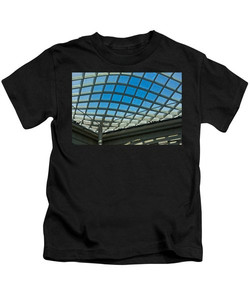 Kogod Courtyard Ceiling #3 Kids T-Shirt