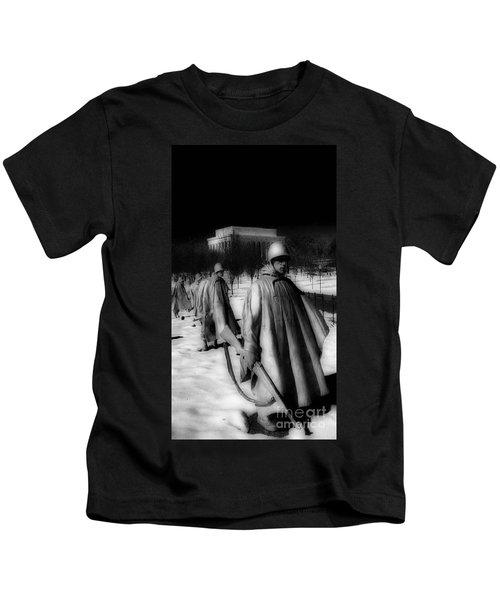 Korean Memorial Kids T-Shirt