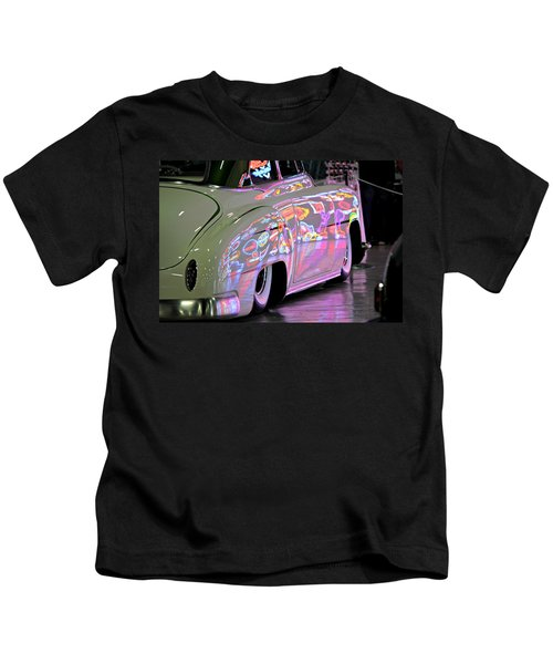 Kustom Neon Reflections Kids T-Shirt