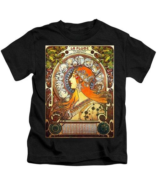 La Plume Zodiac Kids T-Shirt
