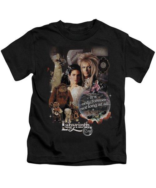 Labyrinth - 25 Years Of Magic Kids T-Shirt