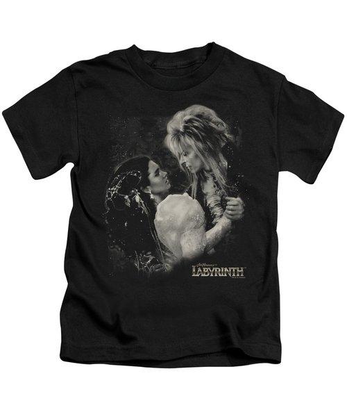 Labyrinth - Dream Dance Kids T-Shirt