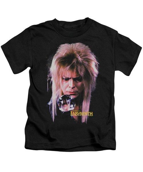 Labyrinth - Goblin King Kids T-Shirt