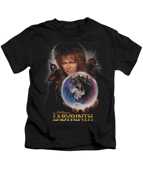 Labyrinth - I Have A Gift Kids T-Shirt