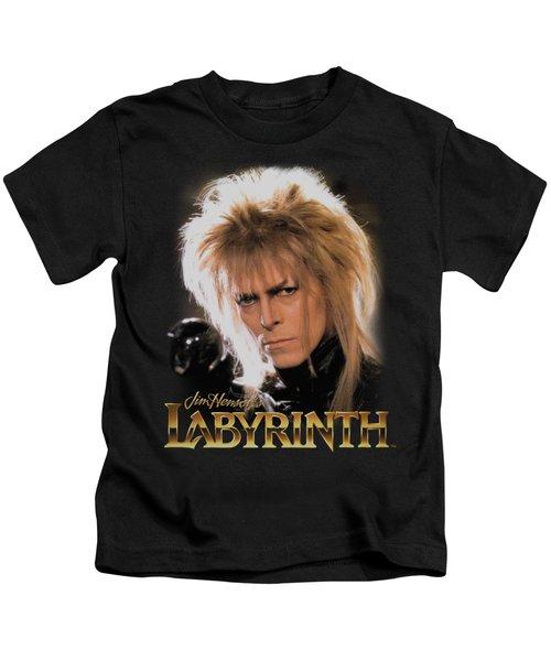Labyrinth - Jareth Kids T-Shirt