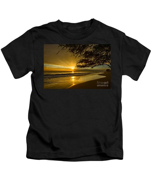 Lahaina Sun Burst Kids T-Shirt