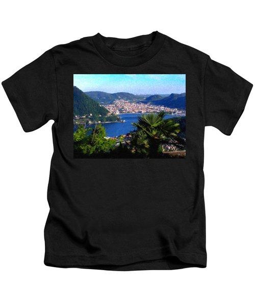 Lake Como Itl7724 Kids T-Shirt