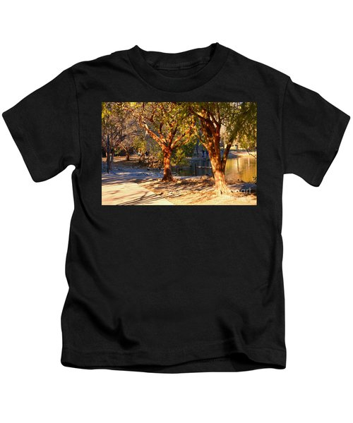 Lake Ella Trail Kids T-Shirt