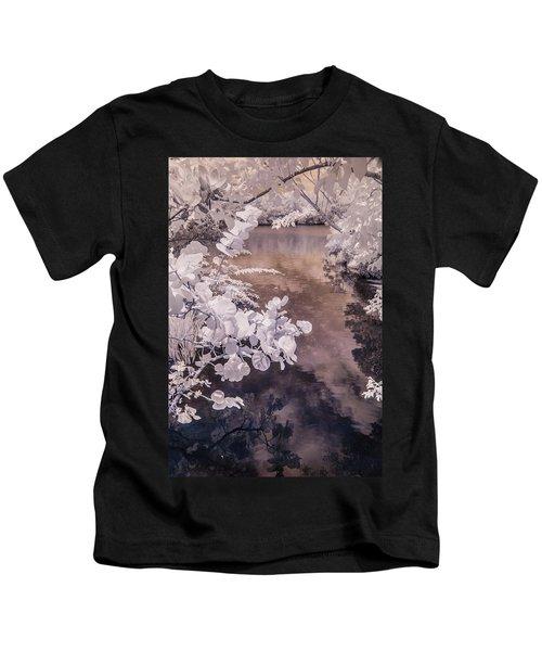 Lake Shadows Kids T-Shirt