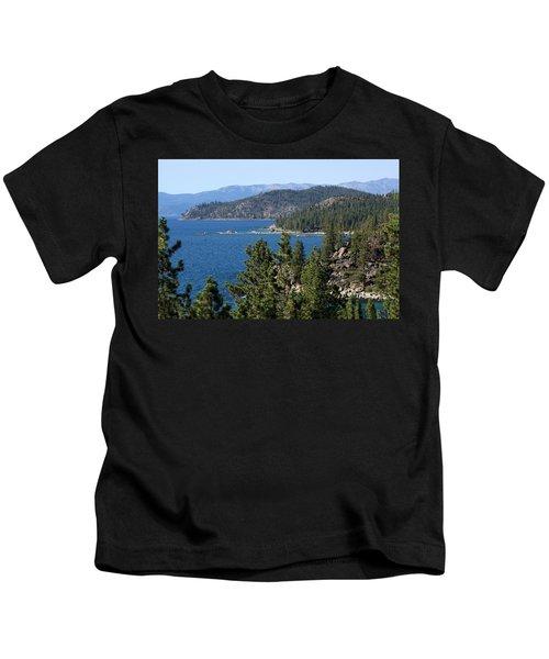 Lake Tahoe Nevada Kids T-Shirt
