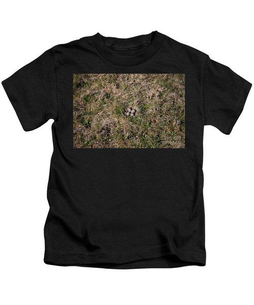 Lapwing Nest Kids T-Shirt
