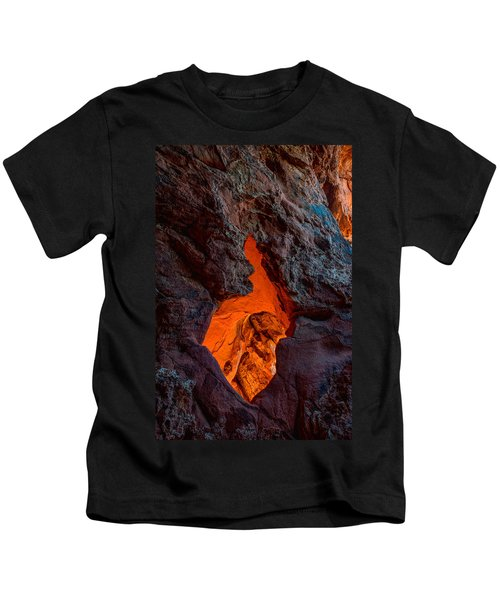 Lava Glow Kids T-Shirt
