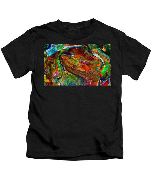 As The World Turns Kids T-Shirt