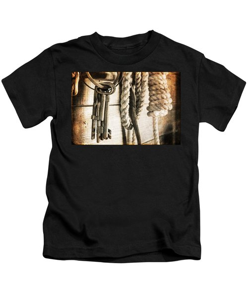 Law And Order Kids T-Shirt