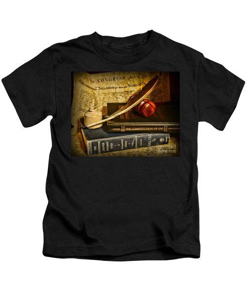 Lawyer - The Constitutional Lawyer Kids T-Shirt