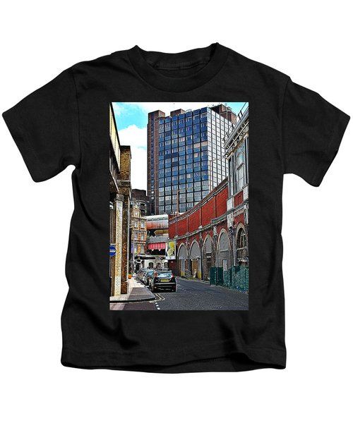 Layers Of London Kids T-Shirt
