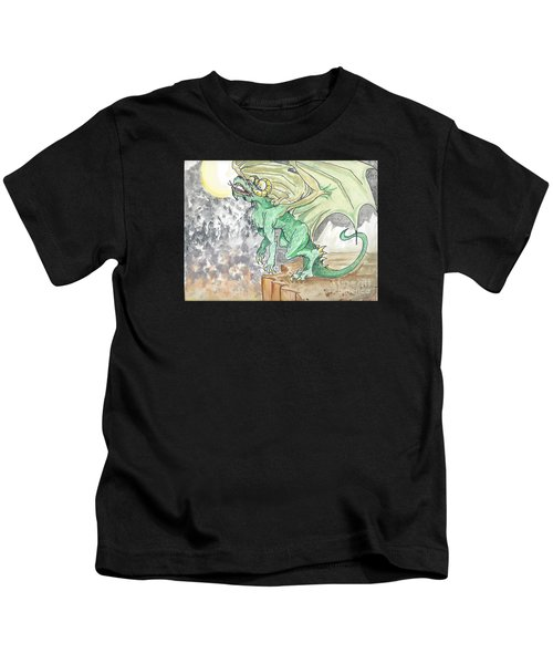 Leaping Dragon Kids T-Shirt