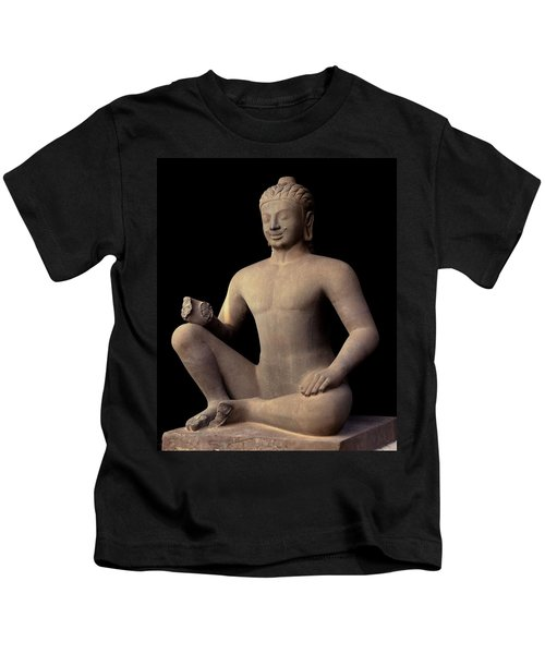 Leper King Khmer  Kids T-Shirt