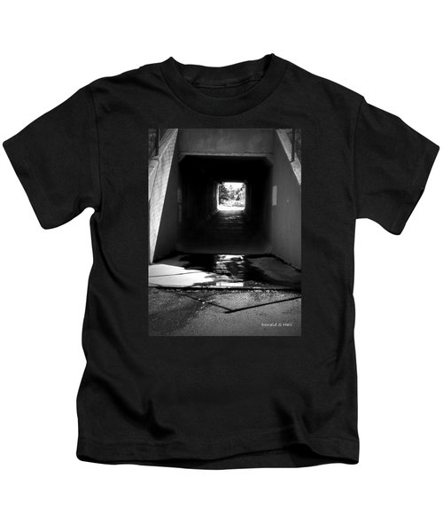 Lethbridge Underpass Kids T-Shirt