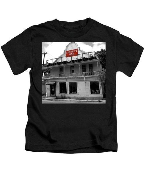 Liberty Bar  Kids T-Shirt