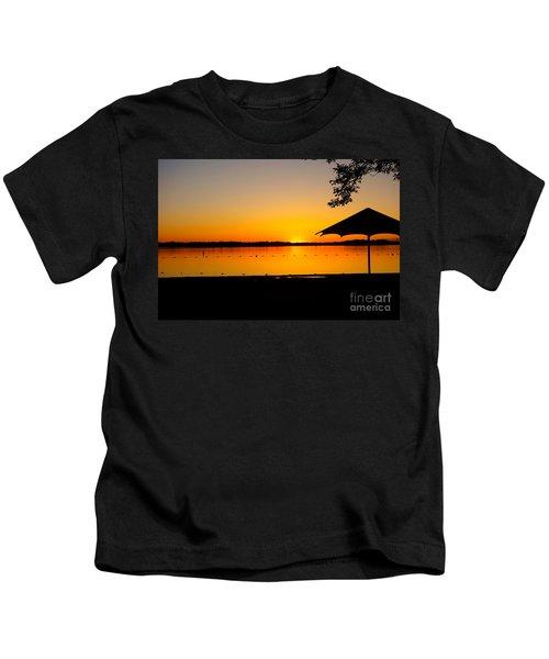 Lifeguard Off Duty Kids T-Shirt