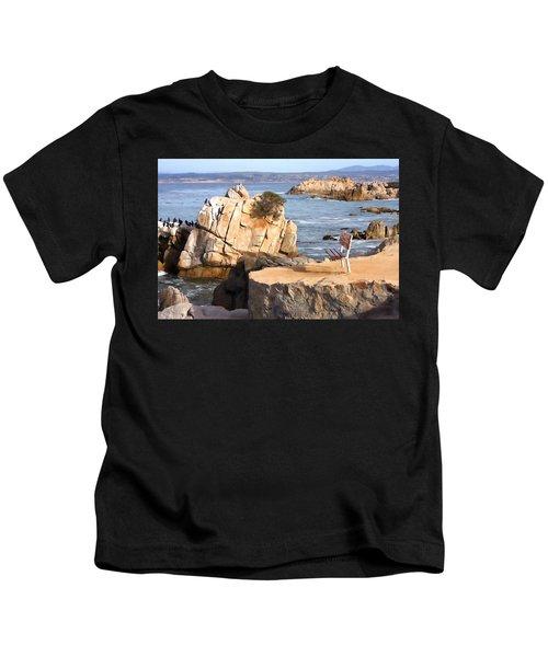 Life's A Bench Kids T-Shirt