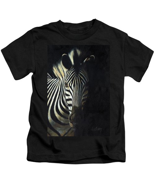 Light And Shade Kids T-Shirt