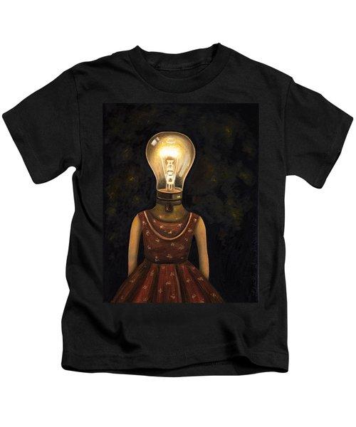 Light Headed Kids T-Shirt