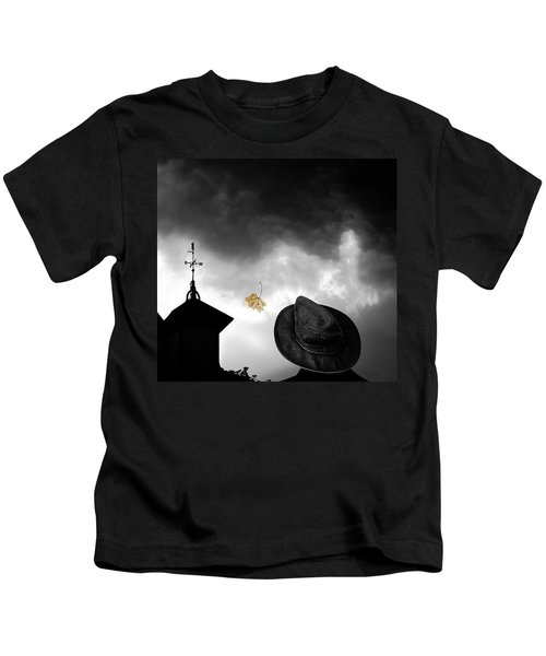 Light In The Window Kids T-Shirt