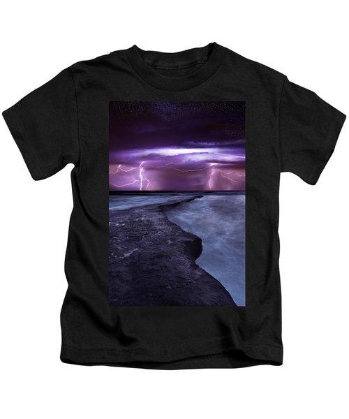 Light Symphony Kids T-Shirt