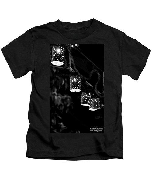 Lights Kids T-Shirt