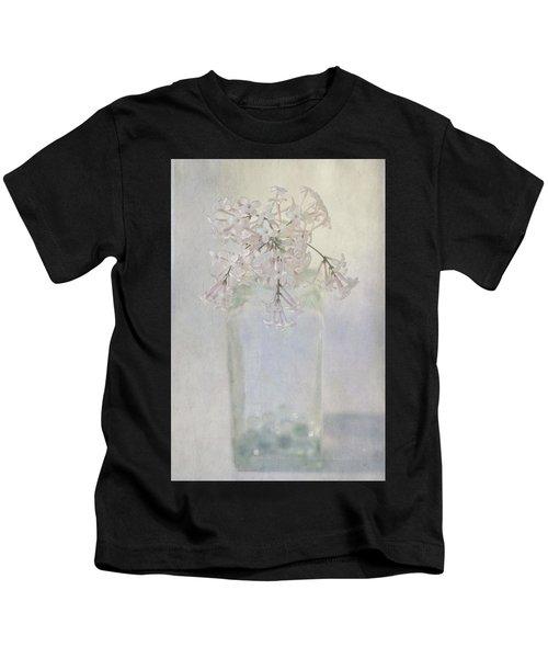 Lilac Flower Kids T-Shirt