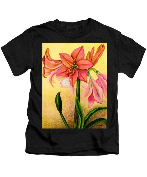 Lilies Kids T-Shirt