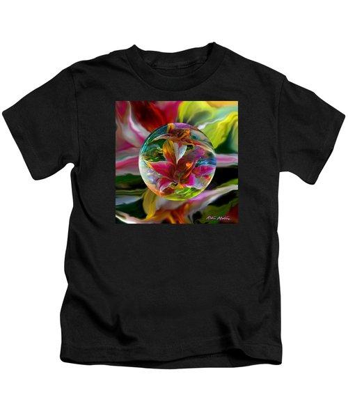 Lillium Bulbiferum Kids T-Shirt