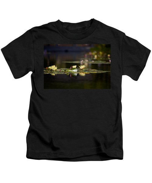 Lily Pond Kids T-Shirt