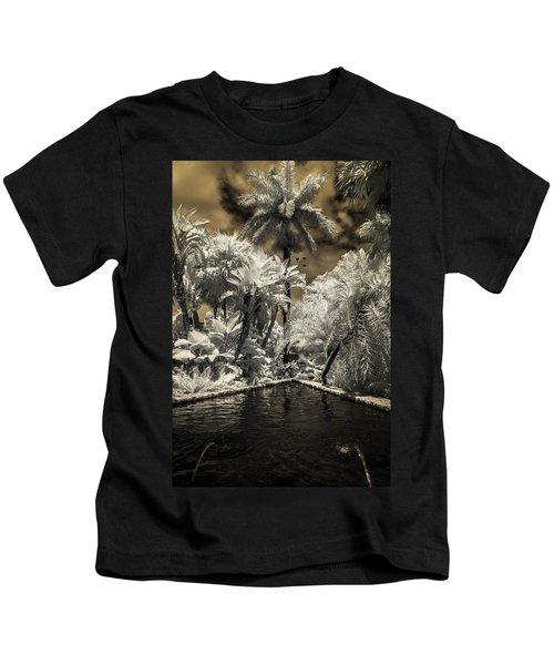 Lincoln Road Pool Kids T-Shirt