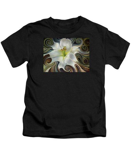 Lirio Dinamico Kids T-Shirt