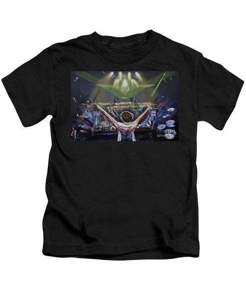 Live Dj Kids T-Shirt